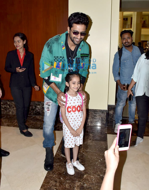 Photos Vicky Kaushal snapped promoting his film BHOOT Part One – The Haunted Ship (6)