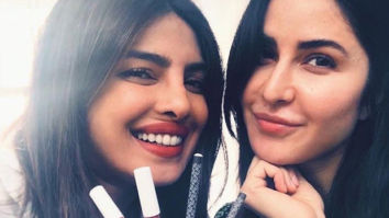Priyanka Chopra Jonas and Katrina Kaif get together for a makeup party and the picture is all about GIRL POWER!