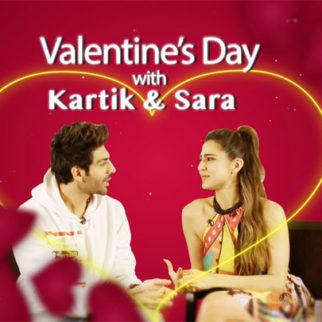 """ROFL- Kartik Aaryan """"Mai April Fool ke din PROPOSE karta tha, maan gayi to…"""" Sara Love Aaj Kal"""
