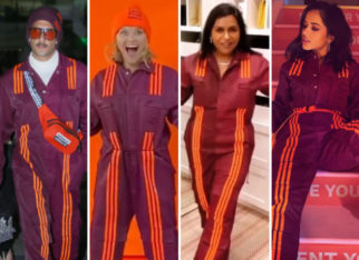 Ranveer Singh, Mindy Kaling, Diplo, Reese Witherspoon, Becky G own the same jumpsuit from Beyonce's Adidas x Ivy Park collection