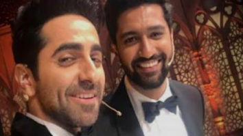 Shubh Mangal Zyada Saavdhan Vs Bhoot Ayushmann Khurrana wishes Vicky Kaushal before their films clash
