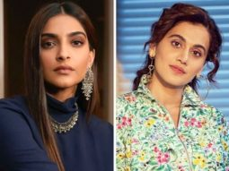 Sonam Kapoor calls Taapsee Pannu 'clutter breaker', Thappad actress responds