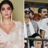 Sonam Kapoor clarifies on the viral photo of Anil Kapoor with Dawood Ibrahim