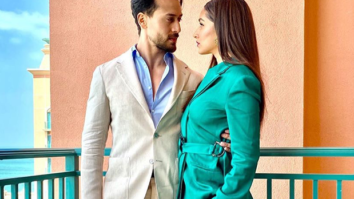 Tiger Shroff and Shraddha Kapoor suit up for Baaghi 3 promotions in Dubai