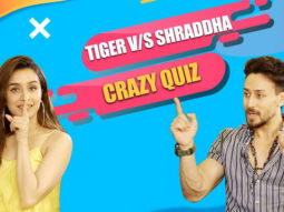 Tiger Shroff vs Shraddha Kapoor- DHAMAKEDAR Quiz on Rebellious characters Baaghi 3
