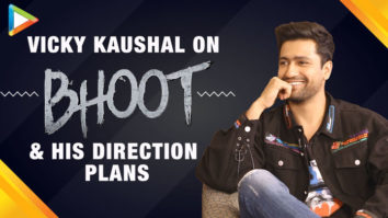 Vicky Kaushal on BHOOT, his direction plans & Box office expectations after URI