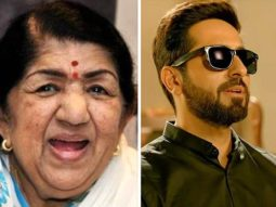 Lata Mangeshkar is all praise for Ayushamnn Khurrana after watching Andhadhun, appreciates his singing as well