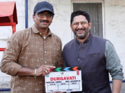We broke it first! Arshad Warsi joins the cast of Bhumi Pednekar starrer Durgavati