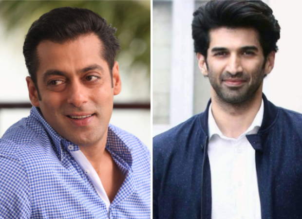 Salman Khan almost reveals the name of the girl Aditya Roy Kapur kissed on the sets of London Dreams