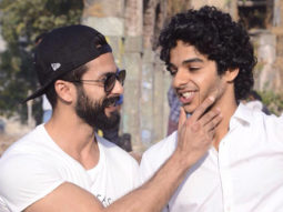 Ishaan Khatter wishes 'bhaijaan' Shahid Kapoor on his 39th birthday with a throwback picture