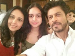 26 Years of Kabhi Haan Kabhi Naa: Shah Rukh Khan poses with Suchitra  Krishnamoorthi in viral photo