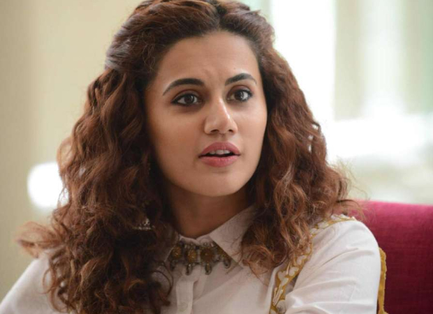 Haridwar college gym to be renamed after Taapsee Pannu