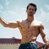 Here's how Tiger Shroff attained that chiselled bod for Baaghi 3