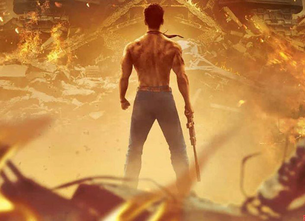 Baaghi 3: The first poster of the Tiger Shroff starrer looks intriguing