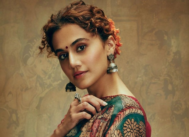 """I am reading pending scripts, brushing up my Tamil and Telugu skills"", says Taapsee Pannu about life under Corona quarantine"