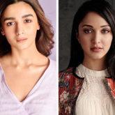 Alia Bhatt is all praises for Kiara Advani and best friend Akansha Ranjan's performance in Guilty