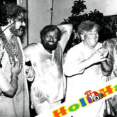 Amitabh Bachchan shares throwback Holi celebrations' pictures with Raj Kapoor and Shammi Kapoor; making everyone nostalgic