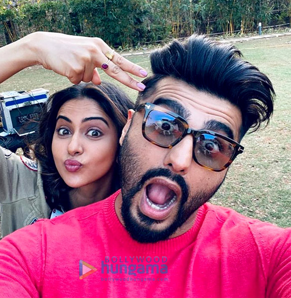 Arjun Kapoor and Rakul Preet Singh's Next