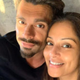Bipasha Basu and Karan Singh Grover opt for the Harry Potter marathon as they practice social distancing