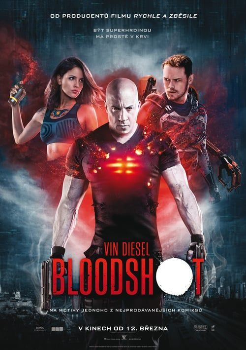 Bloodshot English Movie Reviews Release Date Songs Music Images Official Trailers Videos Photos News Bollywood Hungama Nh24hours