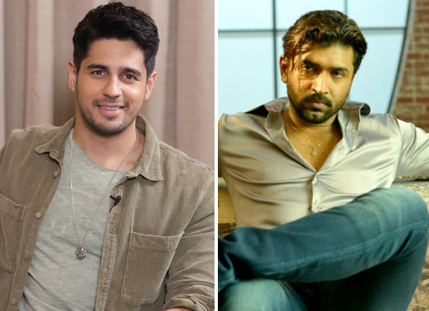 CONFIRMED! Sidharth Malhotra to star in Tamil murder mystery Thadam remake, film to release on November 20, 2020