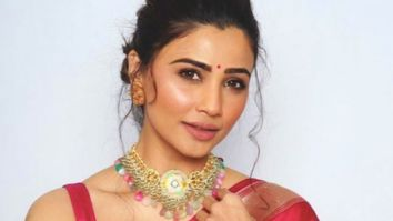 Daisy Shah finds the perfect way to pass time while social distancing