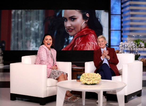 "Demi Lovato on relapse and overdose scare - ""I didn't get the help I needed"""