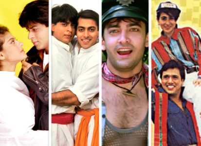 Dilwale Dulhania Le Jayenge Rangeela And More 1995 Was An