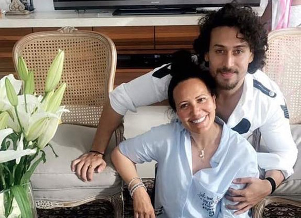 Tiger Shroff's mother Ayesha Shroff spellbound after watching Baaghi 3, writes a heartfelt note