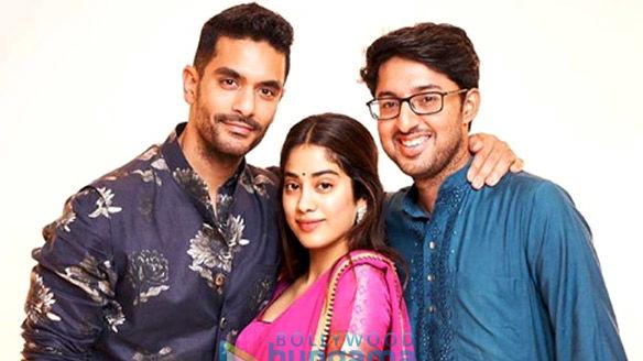 On The Sets From The Movie Gunjan Saxena – The Kargil Girl