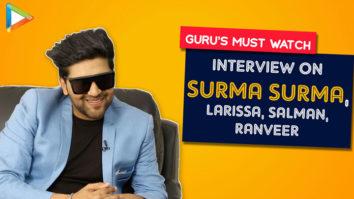 Guru Randhawa on SURMA SURMA, Remakes, Why he loves to shoot in India Rapid Fire on Salman, Akshay
