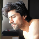 HOT ALERT! Harshad Chopda's SHIRTLESS picture will drive your midweek blues away!