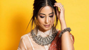 Hina Khan encourages people to work out at home considering the Coronavirus outbreak