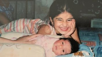 Ananya Panday wishes 'brat' younger sister Rysa Panday on her 16th birthday with a bunch of throwback photos