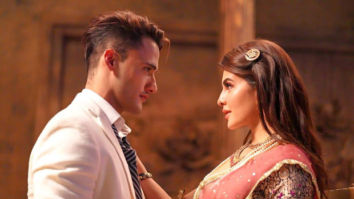 Jacqueline Fernandez and Bigg Boss 13 star Asim Riaz romance each other in these new stills from 'Mere Angne Mein 2.0' music video