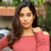 """Janhvi Kapoor pens heartfelt note after one week in self-quarantine - """"I can still smell my mother in her dressing room"""""""