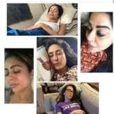 Kareena Kapoor Khan, Karisma Kapoor, Malaika Arora, Amrita Arora take nap during self-quarantine