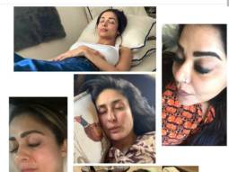 Kareena Kapoor Khan, Karisma Kapoor, Malaika Arora, Amrita Arora take nap during self-quarantine
