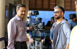 On The Sets Of The Movie Maidaan