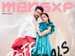 Tiger Shroff And On The Covers Of MensXP