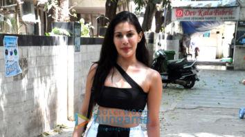 Photos: Amyra Dastur snapped at a dance class
