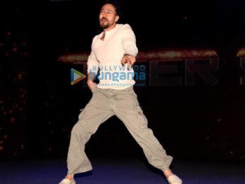 Photos: Baaghi 3 star Tiger Shroff attends a mega coaching even by Arfeen Khan