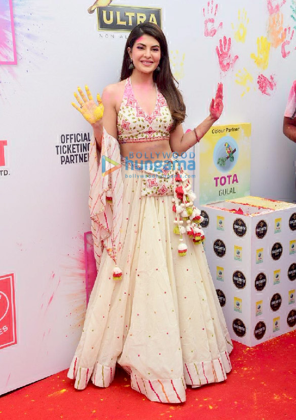Photos Jacqueline Fernandez, Amyra Dastur, Sonal Chauhan and others attend the Zoom Holi Party 2020 (5)