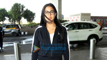 Photos: Sara Ali Khan, Daisy Shah, Ranveer Singh and others snapped at the airport