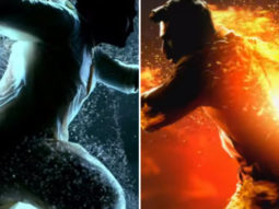 RRR: SS Rajamouli unveils electrifying title logo and motion poster of Ram Charan and Jr. NTR starrer