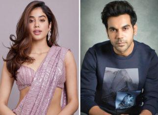Roohi Afzana: Janhvi Kapoor says Rajkummar Rao is a very giving actor