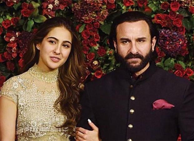 Saif Ali Khan reacts to Sara Ali Khan facing failure with Love Aaj Kal