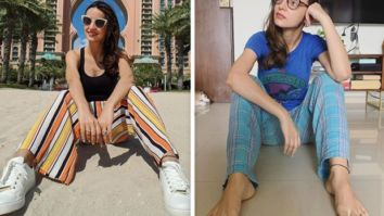 Sanaya Irani's pre and post-lockdown pictures are absolutely hilarious!