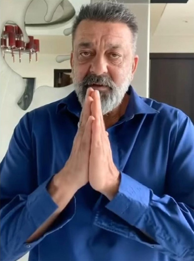 Sanjay Dutt urges everyone to stay at home to fight the coronavirus pandemic : Bollywood News thumbnail