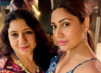 Surbhi Chandna and her mother jam over a melodious song and the video is all things love!